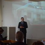 Lancering Academie voor de Ondernemer - Opening door wethouder Dennis Straat