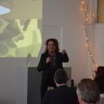 Lancering Academie voor de Ondernemer - Gespreksleidster Dorine