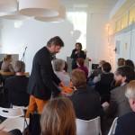 Lancering Academie voor de Ondernemer - Jan deelt drijfveren uit
