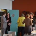Lancering Academie voor de Ondernemer - Pauze voor discussie