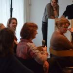 Lancering Academie voor de Ondernemer - Publiek discussieert mee