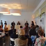 Lancering Academie voor de Ondernemer - Panelleden discussie