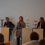 Lancering Academie voor de Ondernemer - Dankwoord door Yvonne